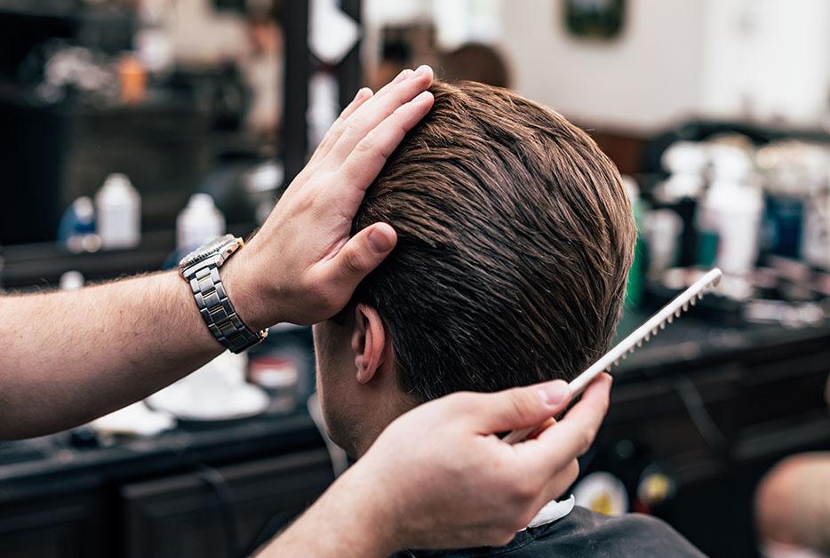 Haircut males
